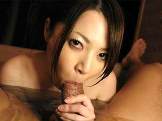 Horny Noa Kurose enjoying shlong in the pool